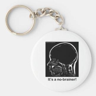 MRI: It's a no-brainer! Key Ring