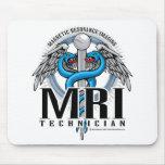 MRI Tech Caduceus Mouse Pad