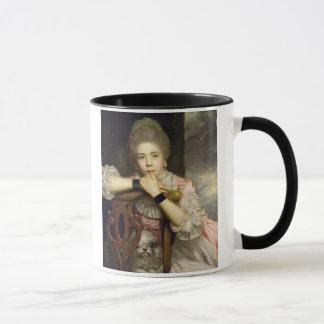 Mrs Abington as Miss Prue in Congreve's 'Love for Mug