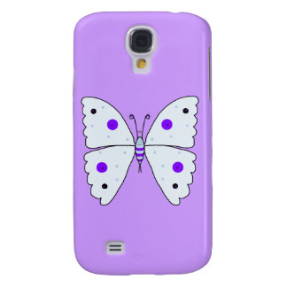 Mrs Butterfly Galaxy S4 Case