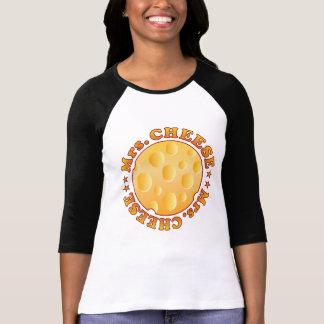 Mrs Cheese Brown T Shirt