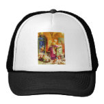 Mrs. Claus & The Elves at the North Pole Trucker Hats