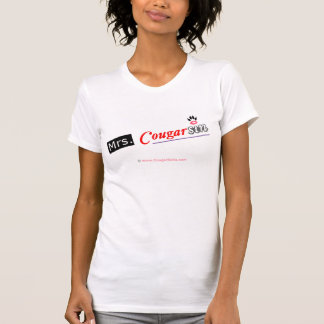 Mrs Cougarsin Black Red Look Shirts