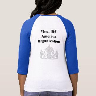 Mrs. DC America Shirt