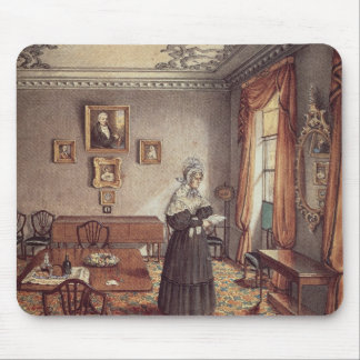 Mrs Duffin's dining room at York Mouse Pad