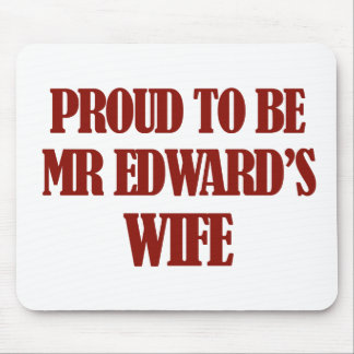 Mrs edward designs mousepads