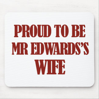 Mrs Edwards designs Mouse Pad