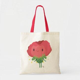 Mrs Fleur Tote Bags