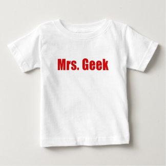 Mrs Geek Tshirt