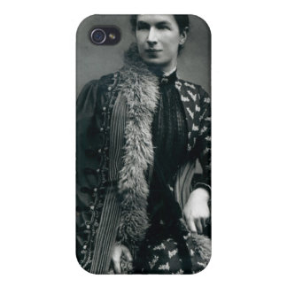 Mrs Humphry Ward, 1881 iPhone 4/4S Covers