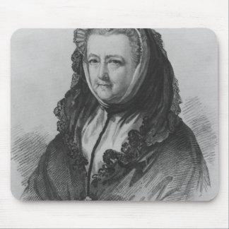 Mrs Mary Delany Mouse Pad