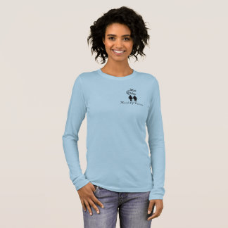 mrs & mrs maid of honor long sleeve T-Shirt