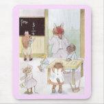 Mrs. Owl's School Mouse Pad