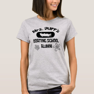 Mrs. Puff's Boating School Alumni Tee
