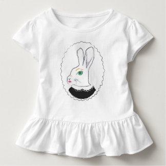 Mrs. Rabbit ruffled t-shirt