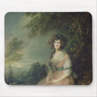 Mrs. Richard Brinsley Sheridan, c.1785-87 Mouse Pads