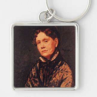 'Mrs. Robert Simpson Cassatt' Keychains