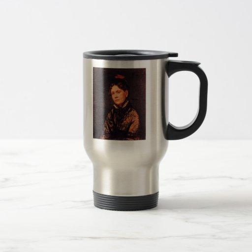 'Mrs. Robert Simpson Cassatt' Mugs