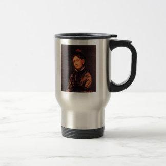 'Mrs. Robert Simpson Cassatt' Stainless Steel Travel Mug