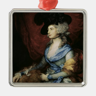 Mrs Sarah Siddons, the actress , 1785 Christmas Ornament
