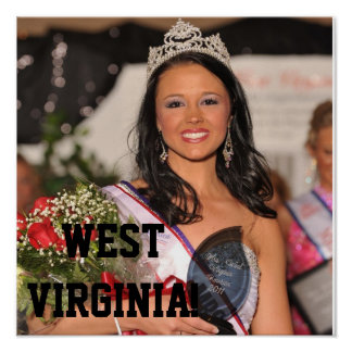 Mrs. West Virginia 2011 Poster