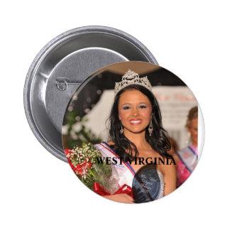 Mrs. West Virginia Button
