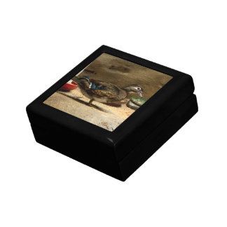Mrs. Wood Duck Gift Boxes