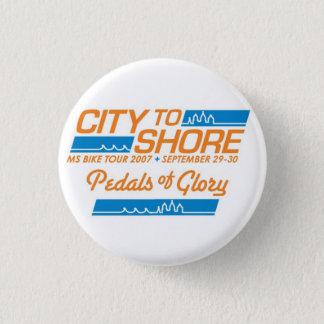 MS150 City to Shore 2007 Pin