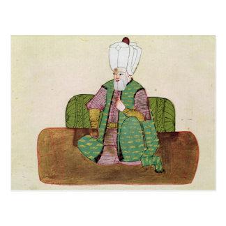 Ms 1971 Sultan Suleyman I Postcard