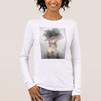 Ms. 2597 Desire kneels in front of Honour implorin Long Sleeve T-Shirt