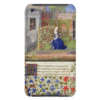 Ms 2617 Emilia in her garden, Plate 22, from 'La T iPod Touch Case-Mate Case