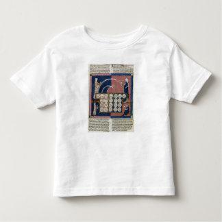 Ms 360 fol.262v Tree of Consanguinity Toddler T-Shirt
