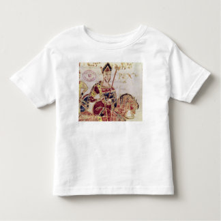 Ms 4 Lothair I  on his horse Toddler T-Shirt