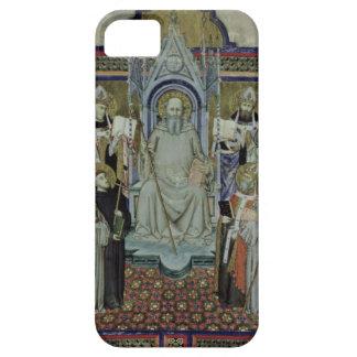 Ms 501 St. Benedict (vellum) Case For The iPhone 5