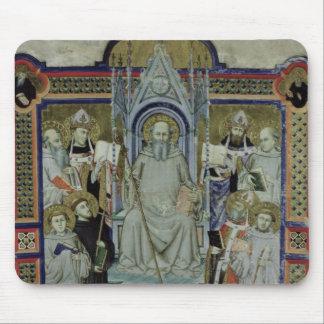 Ms 501 St. Benedict (vellum) Mouse Pad