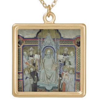 Ms 501 St. Benedict (vellum) Necklaces