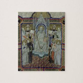 Ms 501 St. Benedict (vellum) Puzzles