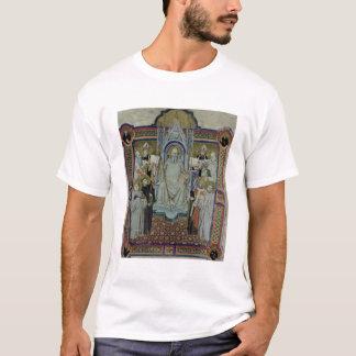 Ms 501 St. Benedict (vellum) T-Shirt