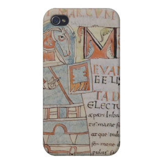 Ms 8 f.42 St. Mark the Evangelist iPhone 4/4S Case