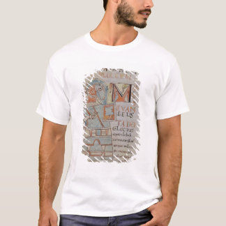 Ms 8 f.42 St. Mark the Evangelist T-Shirt