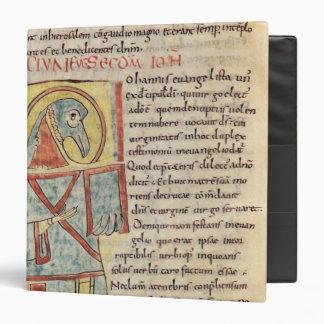 Ms 8 f.95v St. John the Evangelist 3 Ring Binders