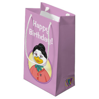 Ms. Birdy Small Gift Bag