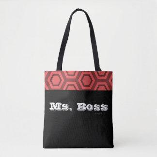 Ms. Boss Tote Bag