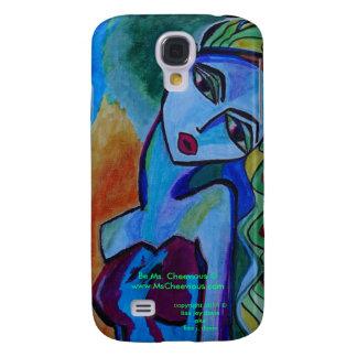 "Ms. Cheevious ""Aurelia"" Samsung Galaxy S4 Cover Galaxy S4 Case"