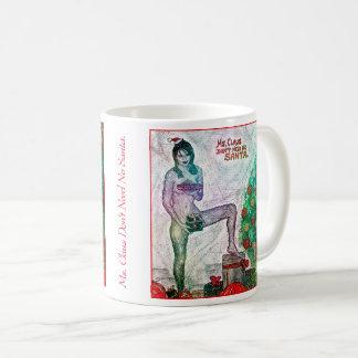 Ms. Claus Holiday Mug