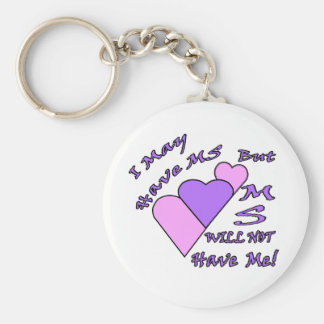 MS DOES NOT  HAVE ME MULTIPLE PRODUCTS BASIC ROUND BUTTON KEY RING