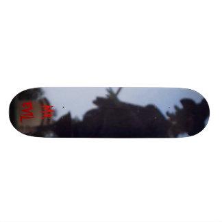 Ms EVIL Skateboard
