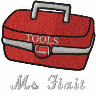 Ms Fixit Hoodie