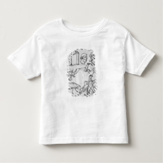 Ms Fr 19093 fol.18v Various drawings Toddler T-Shirt