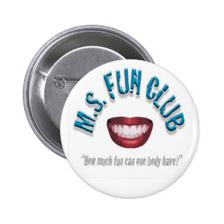 MS Fun Club Smiley button